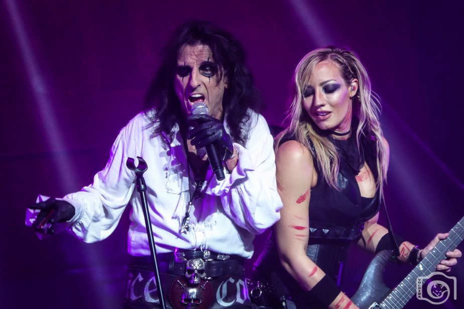 Alice Cooper @ Brighton Centre 08/10/2019